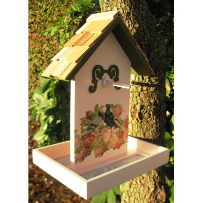 Home Bazaar Printed Fruit Feeder