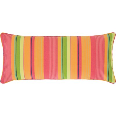 Pine Cone Hill July Stripe Double Boudoir Pillow