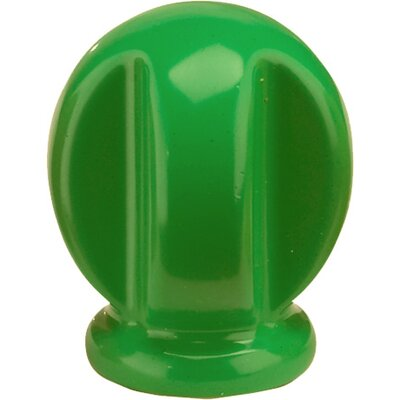 Bosetti-Marella Colors Series Knob in Green
