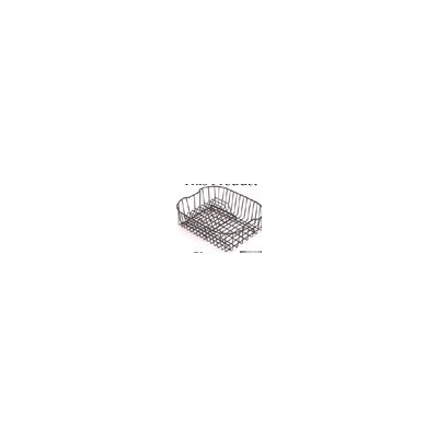 Franke Drainer Basket with Holder in White