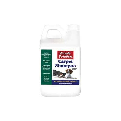 Simple Solution Carpet Shampoo