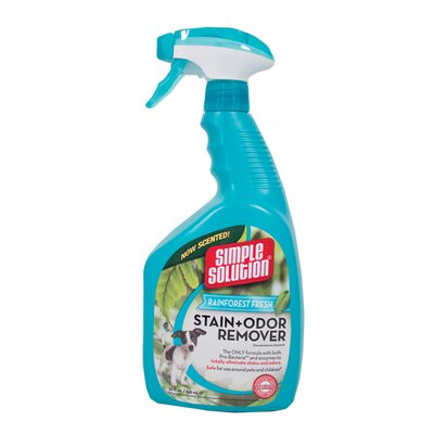 Simple Solution Rainforest Stain / Odor Remover