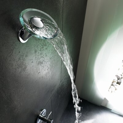 Hansa HansaMurano Wall Mounted Tub Spout / Shower Head