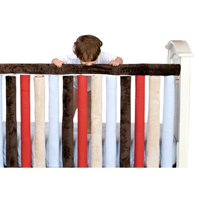 "Go Mama Go Teething Guard Cream & Chocolate - 52"" x 12"""