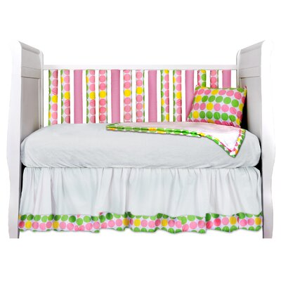 Go Mama Go Wonder Bumpers Safe Sleep Set