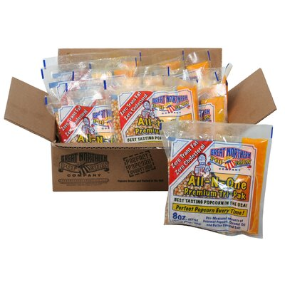 Great Northern Popcorn Popcorn Portion Pack