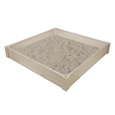 New Age Garden Square Raised Garden Bed / Sand Box