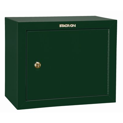 Stack-On Steel Key Lock Pistol Security Cabinet
