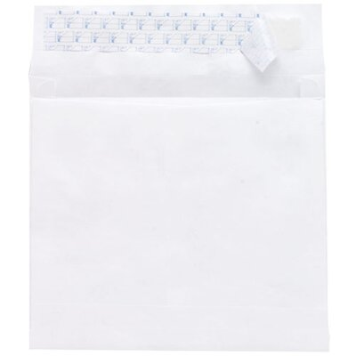 Sparco Products Sparco Plain Open Side Tyvek Expansion Envelopes, White