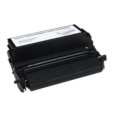 Elite Image High Yield Laser Toner Cartridge, 14000 Page Yield, Black