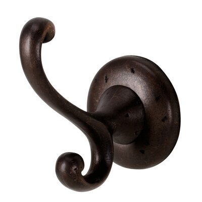 "Alno Inc Sierra 3.75"" Robe Hook"