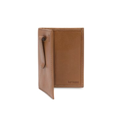 Hartmann J Hartmann Reserve All-in-One Wallet in Natural