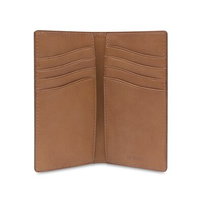 J Hartmann Reserve Credit Card Wallet in Natural
