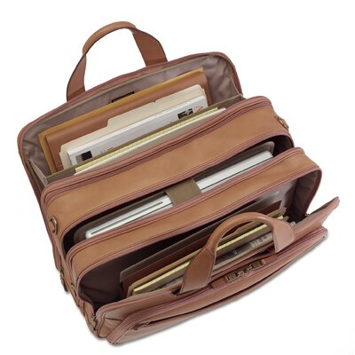 Hartmann J Hartmann Reserve Triple Compartment Expandable Brief in Natural