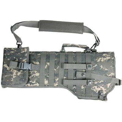 Vism by NcStar Rifle Scabbard in Digital Camo