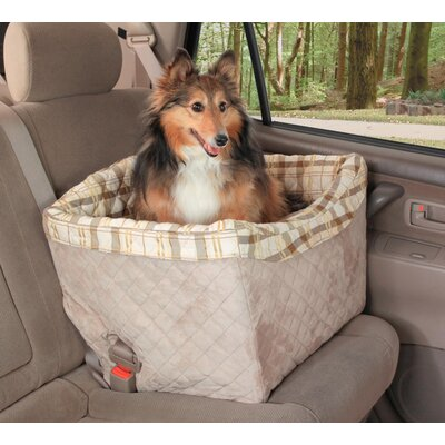 Solvit Deluxe Jumbo Tagalong™ On-Seat Pet Booster Seat