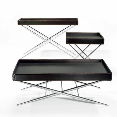 Luxo by Modloft Grosvenor Coffee Table Set