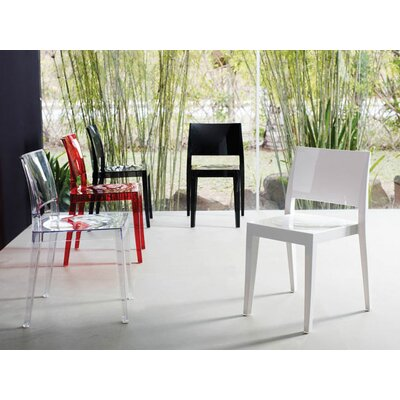 Luxo by Modloft Gower Side Chair