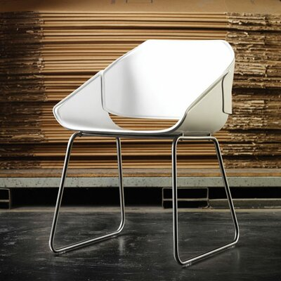 Luxo by Modloft Savoy Arm Chair