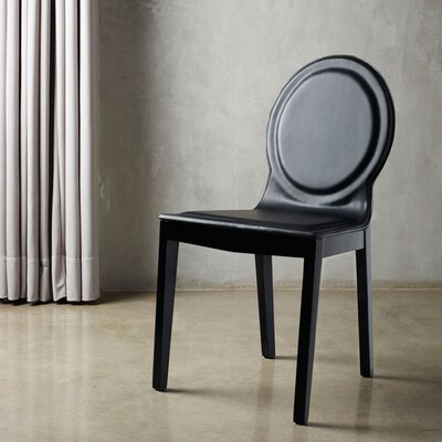 Luxo by Modloft Lime Side Chair