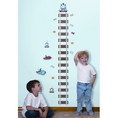 Room Mates Thomas and Friends Peel and Stick Growth Chart