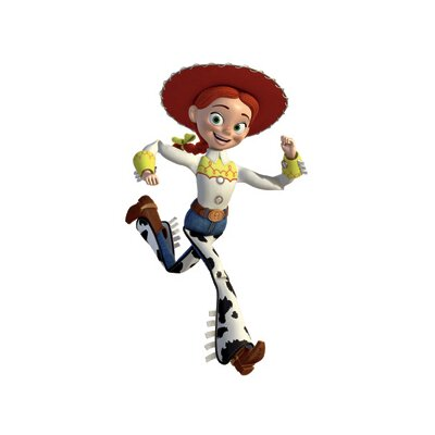 Room Mates Licensed Designs Toy Story Jessie Peel and Stick Giant Wall Decal