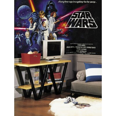 Room Mates XL Murals Star Wars Wall Decal