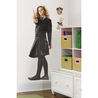 Room Mates Licensed Designs Hermione Peel and Stick Giant Wall Decal