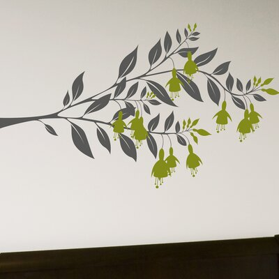 Mia & Co Fushia Wall Decal