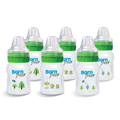 Born Free Decorated Bottle (Six Pack)