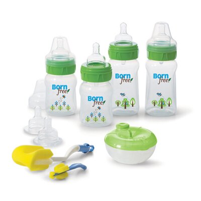 Born Free Decorated Eight Piece Bottle Gift Set