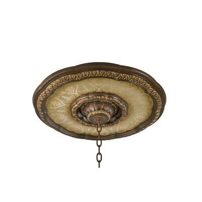 Minka Lavery Illuminati Ceiling Medallion Base in Bronze