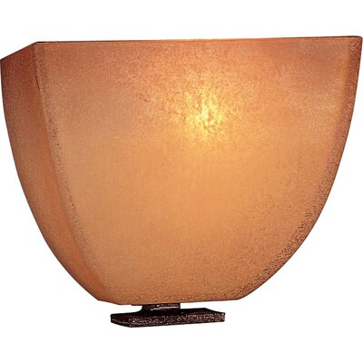 Lineage Wall Sconce in Iron Oxide