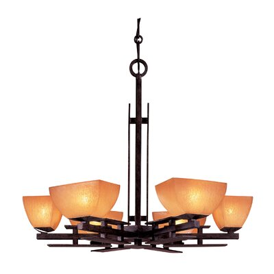 Minka Lavery Lineage 6 Light Chandelier