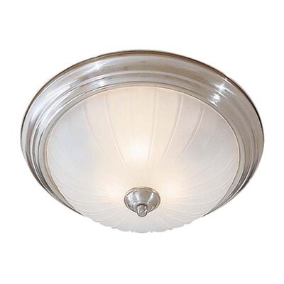Minka Lavery 3 Light Flush Mount