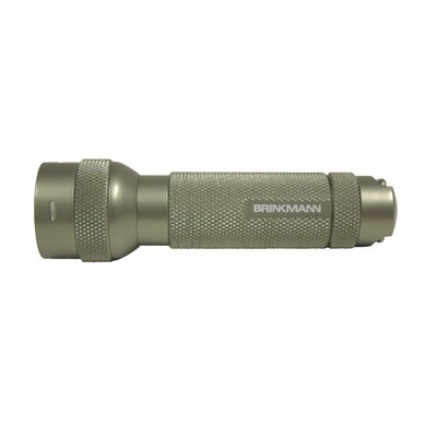 3 LED/3AAA Aluminum Flashlight