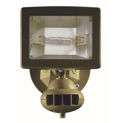 Brinkmann Home Security Halogen Motion Detector