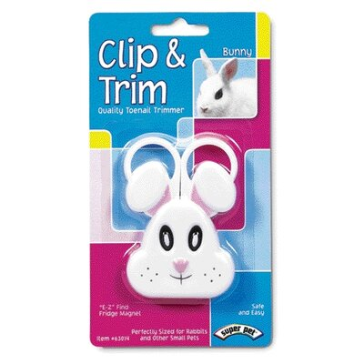 Bunny Clip and Trim Nail Trimmer