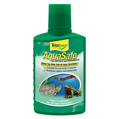 Aquasafe Water Conditioner for Reptile