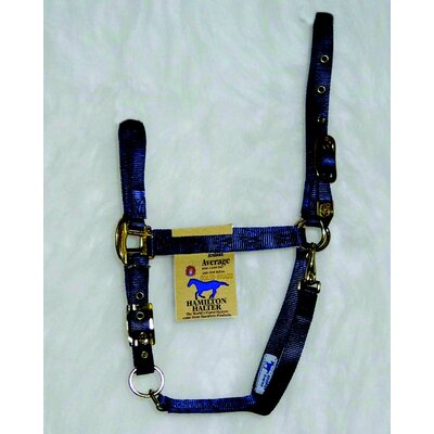 Hamilton Pet Products Arabian Adjustable Chin Halter with Snap