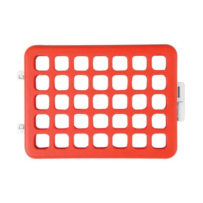 OXO Tot Mini Dishwasher Basket in Orange