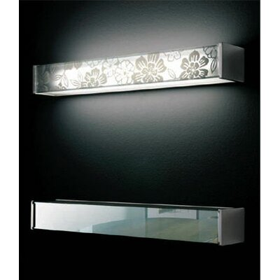 Oluce Universal 2 Light Flowers Wall Lamp