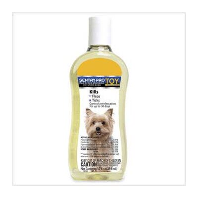 Sentry Pet Products Pro Flea and Tick Shampoo for Toy Breeds (18 oz.)