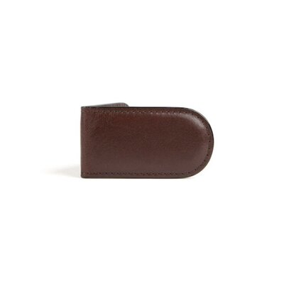 Bosca Old Leather Money Clip