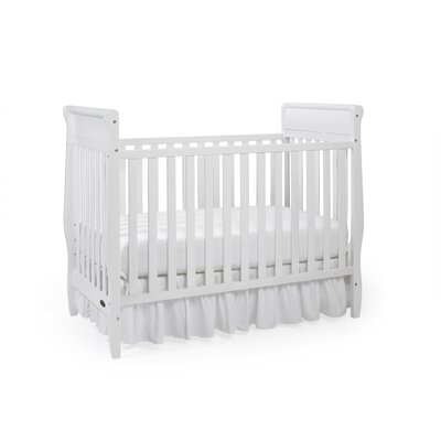 Graco Sarah Classic 4-in-1 Convertible Crib in Espresso