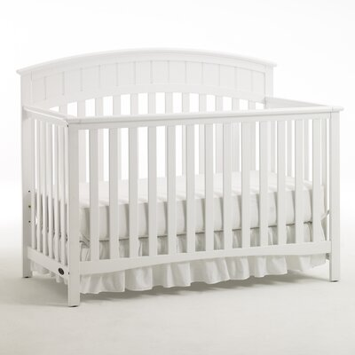 Charleston Classic 4-in-1 Convertible Crib Set