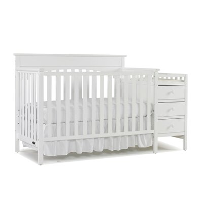 Graco Lauren Convertible Crib and Changing Table