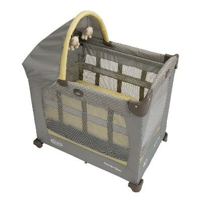 Graco Travel Lite Stages Bassinet Crib
