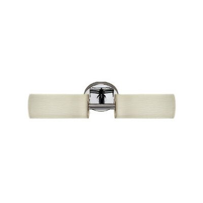WAC Lighting Linen 2 Light Wall Sconce