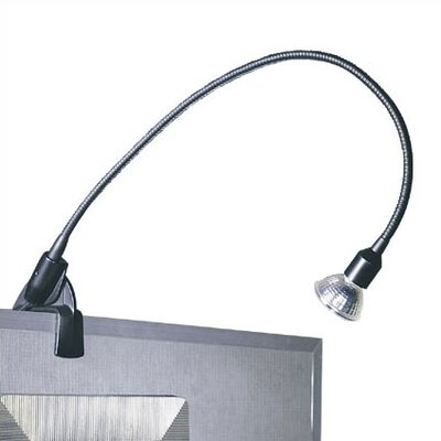 WAC Lighting Low Voltage Archable Arm Display Light with Plug-in Electronic Transformer